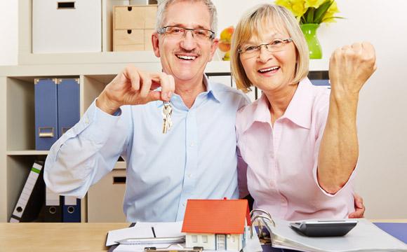 Acima dos 50 anos, a tendência dos compradores é por locais com menos dormitórios (Foto: Shutterstock)