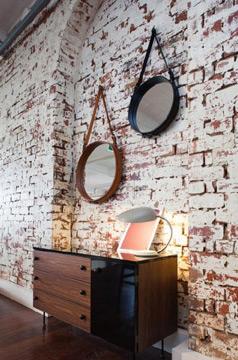 Ele combina com vários tipos de decoração (Foto: Reprodução/Pinterest)