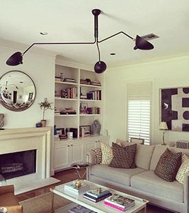 """""""Um lar aconchegante é uma casa que reflete o que você é"""", afirma designer de interiores"""