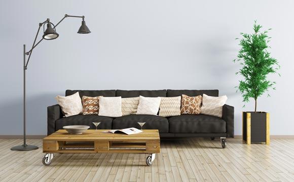 No Brasil, os preferidos são os de cerâmica e os porcelanatos. Os laminados e os chamados pisos vinílicos (PVC)