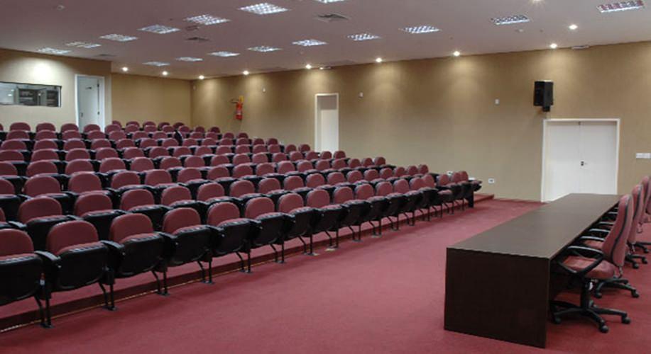 Auditório Zualdo Zanetti - Centro Empresarial Pereira Barreto