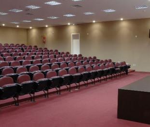 Auditório Zualdo Zanetti - Cidade Viva Offices