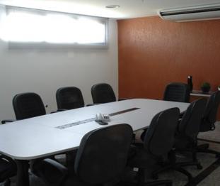 Sala de reunião - Cidade Viva Offices