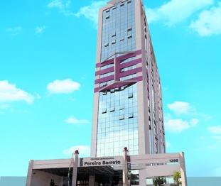 Fachada CEPB - Cidade Viva Offices